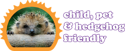 Slugless the Spiky Slug & Snail Deterrent from Organic British Straw good for hedgehogs